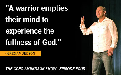 "Episode Four – ""Developing A Warriors Heart"""